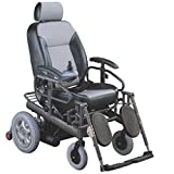 KosmoCare Rider Automatic Reclining Wheelchair -Climbs Upto 12 Degree Slope