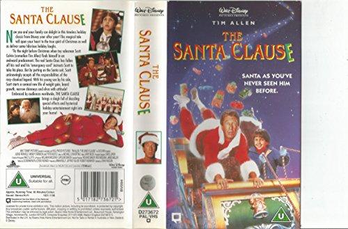 the-santa-clause-vhs