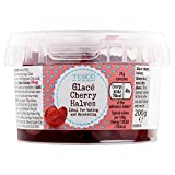 Tesco Glace Cherry Halves 200G