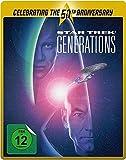STAR TREK 07: TREFFEN DER GENERATIONEN (Blu-ray Disc, Steelbook) Limited Edition