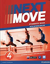 Next Move 4 Students' Book & MyLab Pack