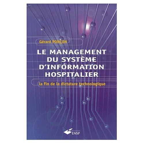Le management du système d'information hospitalier
