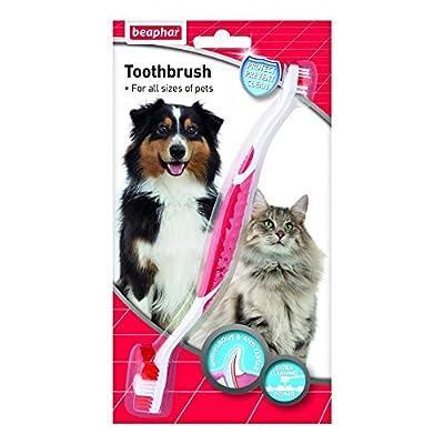 Beaphar Two Ended Dog/Cat Toothbrush from Beaphar