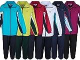 Produkt-Bild: Paris Microfaser Damen Jogginganzug, Trainingsanzug, Sportanzug, Freizeitanzug, Hausanzug - 6 Farben