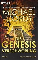 Die Genesis-Verschwörung: Roman