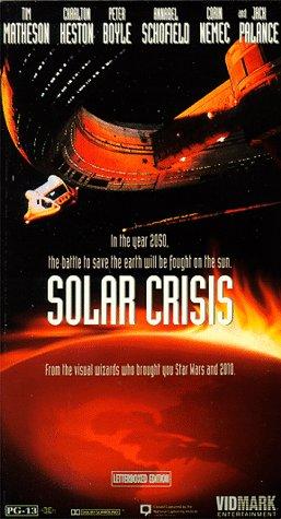 Preisvergleich Produktbild Solar Crisis [VHS]