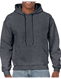Gildan - Sudadera gruesa con capucha de Modelo DryBlend Heavyweight Unisex 13(colores)