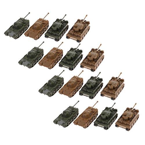 B Blesiya 1/144 Panzerkampfwagen Vi Ausf. E Tiger I Tank...