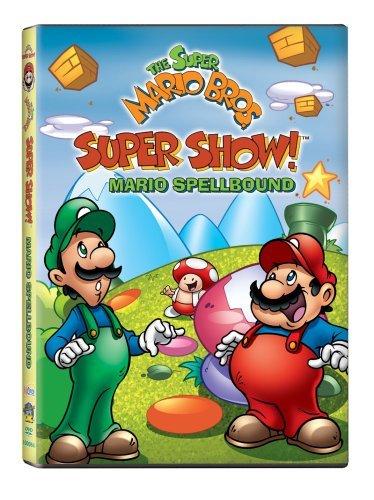 Super Mario Bros: Mario Spellbound by Super Mario Brothers