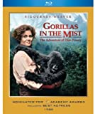 Gorillas in the Mist [Blu-ray] [Import anglais]