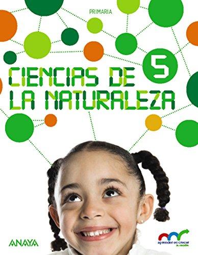 Ciencias de la Naturaleza 5. (Con Natural Science 5 In focus.) (Aprender es crecer en conexión) - 9788467850376