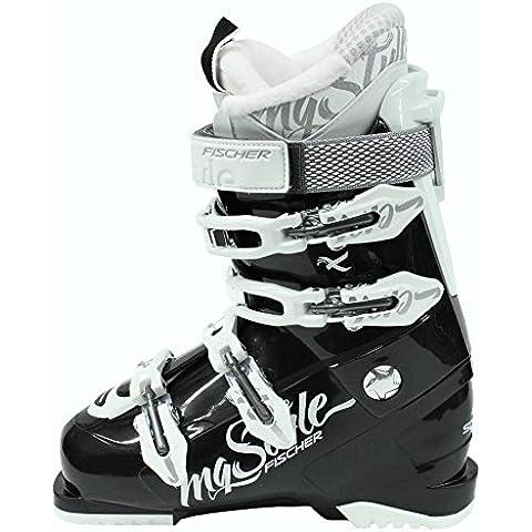 Mujer de esquí Guantes Fischer MyStyle X 7.5Flex 75–Botas de esquí Esquí Botas Tamaño a