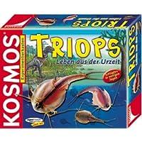 Kosmos 637514 - Experimentierkasten - Triops, Lebens aus der Urzeit