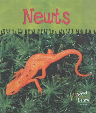 Newts (Read & Learn: Ooey-gooey Animals S.) -