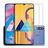 SupCares Premium Tempered Glass Screen Protector for Samsung Galaxy M30S / Samsung Galaxy