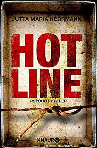 Buchseite und Rezensionen zu 'Hotline: Psychothriller' von Jutta Maria Herrmann
