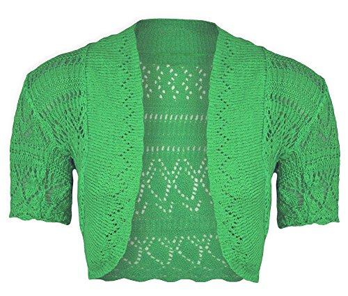 Hina Fashion - Gilet - Femme green