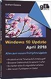 Mit dem neuen Frühjahrs-Update von April 2018 legt Microsoft wieder ein Funktions-Update für Windows 10 vor, das zahlreiche Neuerungen mitbringt. Dieses Buch stellt Ihnen alle neuen Funktionen im Detail vor. Lesen Sie, wie Sie mit der neuen Timeline ...