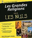 Image de Les Grandes Religions Pour les Nuls