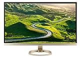 Acer H277HU kmipuz 27-Inch IPS WQHD 2560 x 1440 Display, USB 3.1 Type-C