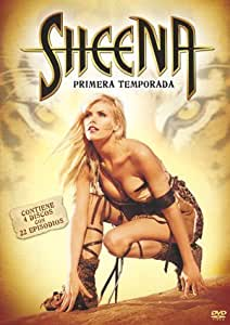 Sheena - Series One - 4-DVD Box Set ( Sheena - Series 1 ) [ Origine Espagnole, Sans Langue Francaise ]