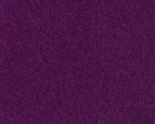 Shopper Einkaufstasche aus Filz (100% Wolle) Tasche von i.Punkt Violett