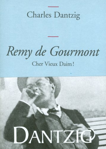 Remy De Gourmont Cher Vieux Daim [Pdf/ePub] eBook