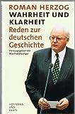 Wahrheit und Klarheit - Roman Herzog