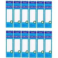 6 Meter Wundpflaster Sensitiv & Hypoallergen 6 cm breit Pflaster weiß (24x25cm) preisvergleich bei billige-tabletten.eu