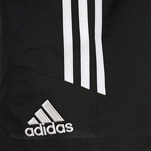 adidas Performance Herren Fußballshorts schwarz/weiß