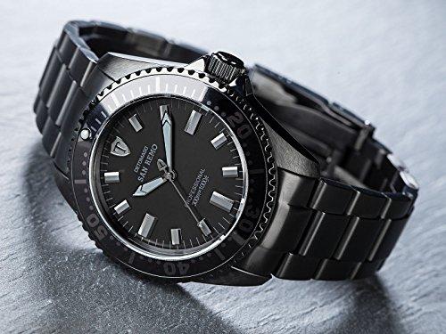DETOMASO Herren-Armbanduhr Man San Remo Analog Automatik DT1025-N