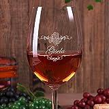 Leonardo Weinglas mit Gratis Gravur des gewünschten Namens - 3