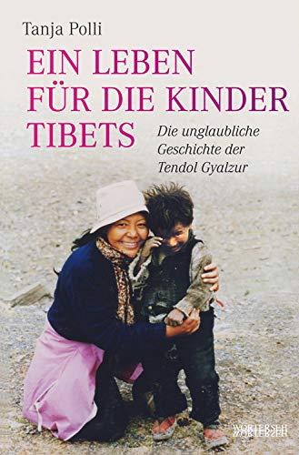 Buchseite und Rezensionen zu 'Ein Leben für die Kinder Tibets' von Tanja Polli