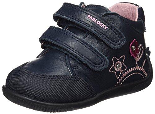 Pablosky 016224, Zapatillas para Niñas, (Azul), 20 EU