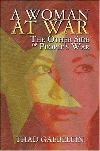 A Woman at War Cover Image