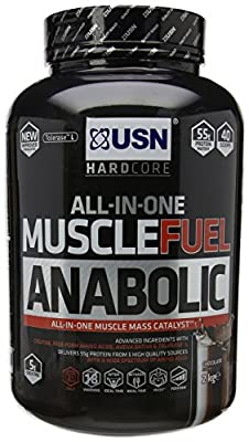 USN 2 kg Anabolic Chocolate Muscle Fuel from USN