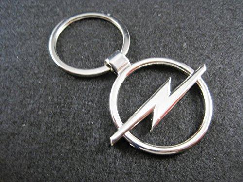 Llavero de metal Opel