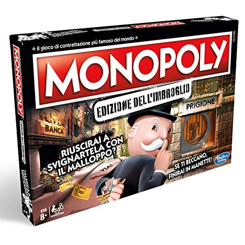 Monopoly Edizione dell'Imbroglio