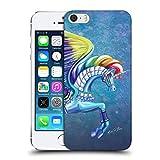 Head Case Designs Offizielle Rose Khan Regenbogen-Karussell-Pferd Einhörner Ruckseite Hülle für iPhone 5 iPhone 5s iPhone SE