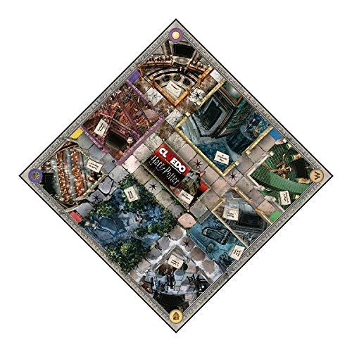 51A1g UHNsL - HARRY POTTER Cluedo 40X26-+9 Años, multicolor, Sin tañosllaños (ELEVEN FORCE 82288)