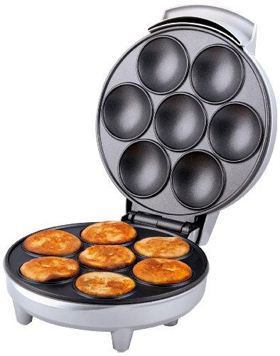 Trebs 99260 - Máquina para hacer crêpes pequeños