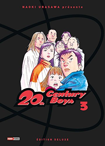 20th century boys - Deluxe Vol.3