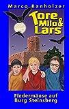 Tore, Milo & Lars - Fledermäuse auf Burg Steinsberg - Marco Banholzer
