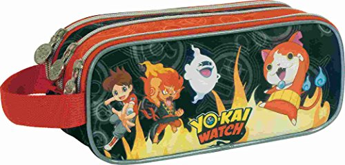 Sportandem Yo Kai Watch Fire Mochila Tipo Casual, 22 cm