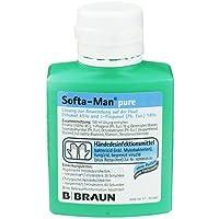 SOFTA MAN pure Händedesinfektionsmittel 100 ml Lösung preisvergleich bei billige-tabletten.eu