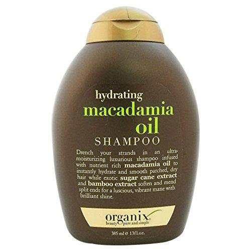 Hydrating Macadamia-Öl (OGX Hydrating Macadamia Oil Conditioner, 1er Pack (1 x 385 ml))