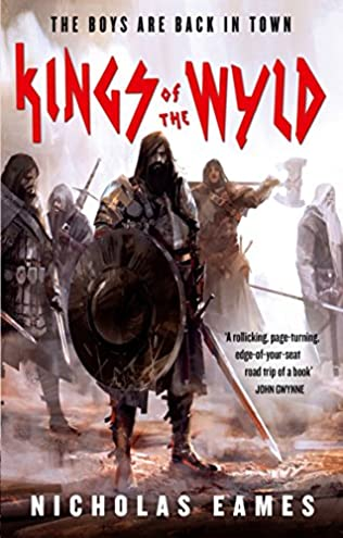 book cover of Kings of the Wyld