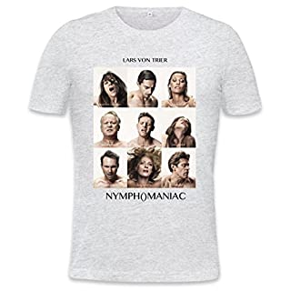Nymphomaniac Movie Poster Mens T-shirt XX-Large