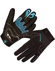 Endura Singletrack II Gloves - Black S Black