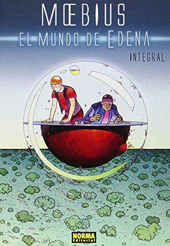 Descargar Libro El mundo de edena. Edición integral (Moebius (norma)) de Moebius